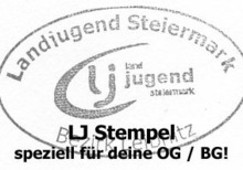 Stempel oval © Archiv