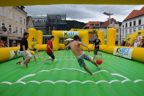 Bevent Fun Watersoccer (6) © Archiv